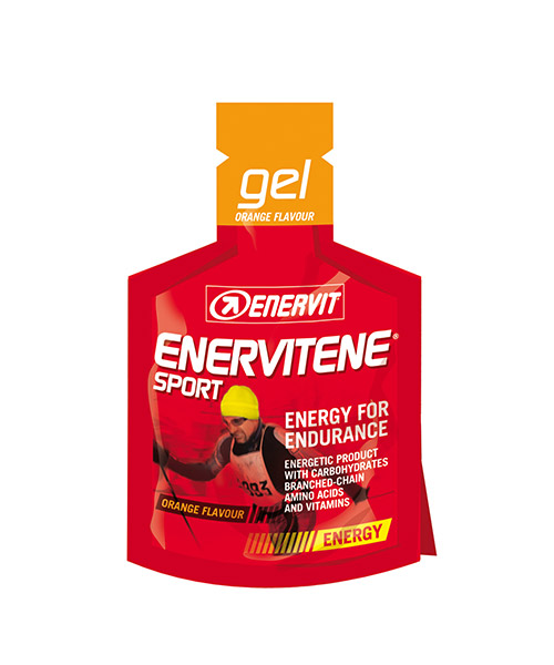 GEL ENERVITENE SPORT ORANGE